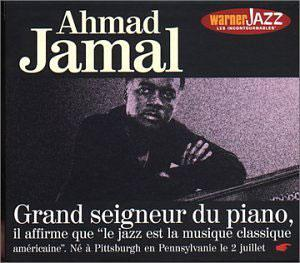 Album  Cover Ahmad Jamal - Les Incontournables on WEA Records from 2000