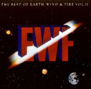Front Cover Album Wind & Fire Earth - Best Of