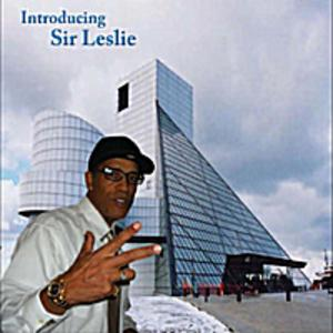 Album  Cover 'sir Leslie' Jennings - Introducing Sir Leslie on M.U.S.I.C. WORLD HQ Records from 2010