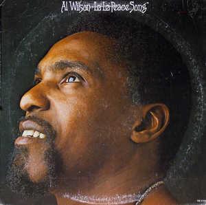 Album  Cover Al Wilson - La La Peace Song on BELL Records from 1974