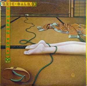 Front Cover Album Eric Gale - Ginseng Woman