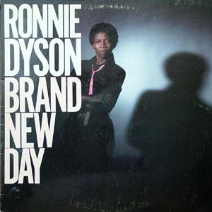Album  Cover Ronnie Dyson - Brand New Day on  Records from 1983