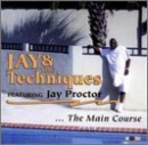 Album  Cover Jay And The Techniques - Main Course on FOREVER MORE Records from 1998