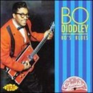 Album  Cover Bo Diddley - Bo's Blues on  Records from 1993