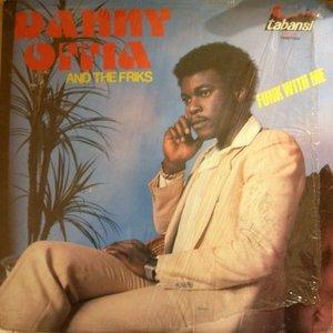Album  Cover Danny Offia And The Friks - Funk With Me on  Records from 1981