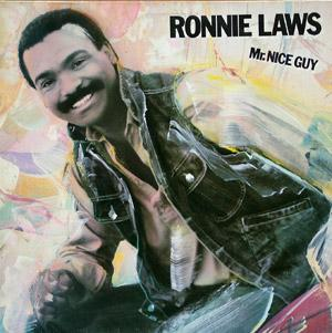 Album  Cover Ronnie Laws - Mr. Nice Guy on CAPITOL Records from 1983