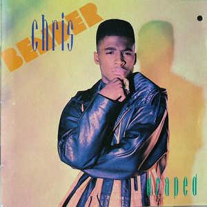 Album  Cover Chris Bender - Draped on EAST WEST Records from 1991