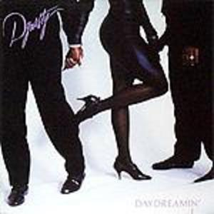 Album  Cover Dynasty - Daydreamin' on SOLAR Records from 1986