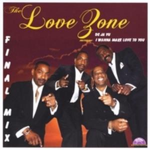 Front Cover Album Final Mix - The Love Zone
