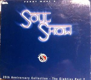 Album  Cover Various Artists - Ferry Maat's Soul Show Part2 on EMI Records from 1992