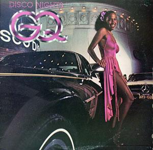 Album  Cover G.q. - Disco Nights on ARISTA Records from 1979