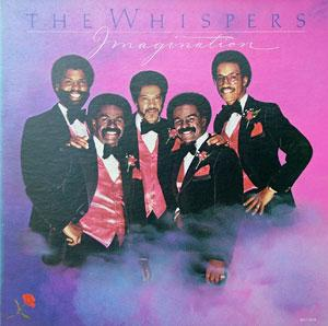 Album  Cover The Whispers - Imagination on SOLAR Records from 1981