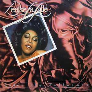 Front Cover Album Denise Lasalle - Under The Influence