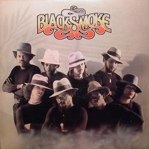 Album  Cover Blacksmoke - Blacksmoke on CHOCOLATE CITY Records from 1976