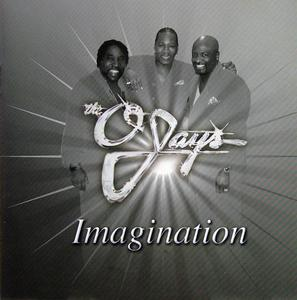 Album  Cover The O'jays - Imagination on SANCTUARY Records from 2004