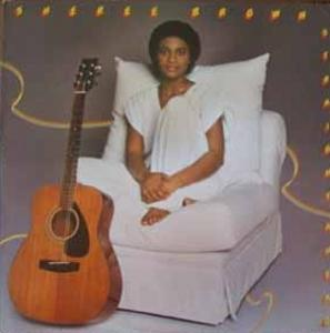 Album  Cover Sheree Brown - Straight Ahead on CAPITOL Records from 1981
