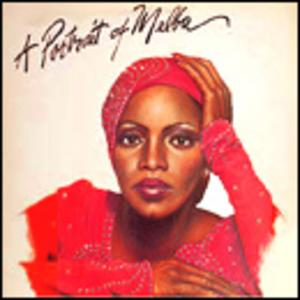 Front Cover Album Melba Moore - A Portrait Of Melba