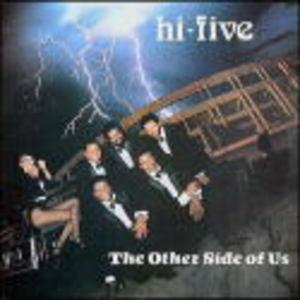 Album  Cover Hi-five - The Other Side Of Us on TITLEWAVE Records from 1981