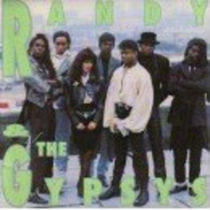 Album  Cover Randy And The Gypsys - Randy & The Gypsys on A&M Records from 1989