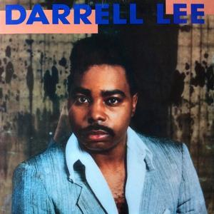 Album  Cover Darrell Lee - Darrell Lee on G.E.M.C. Records from 1989