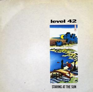 Album  Cover Level 42 - Staring At The Sun on POLYDOR Records from 1988