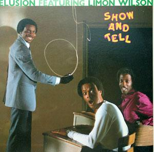 Album  Cover Elusion - Show And Tell on COTILLION Records from 1982