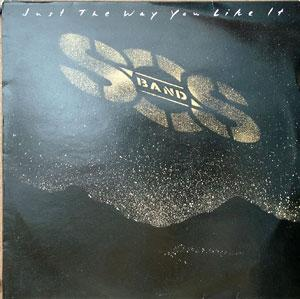 Album  Cover The S.o.s. Band - Just The Way You Like It on TABU Records from 1984