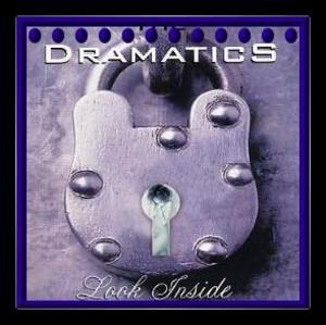 Front Cover Album The Dramatics - Look Inside
