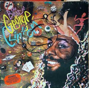 Album  Cover George Clinton - The Best Of George Clinton on CAPITOL Records from 1986