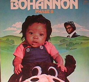 Album  Cover Hamilton Bohannon - Phase Ii on MERCURY Records from 1977