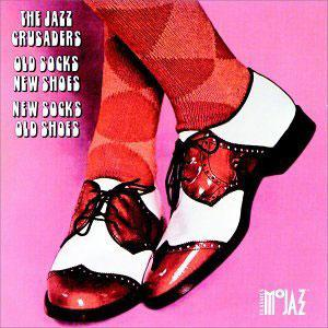 Album  Cover Crusaders - Old Socks, New Shoes on CHISA Records from 1970