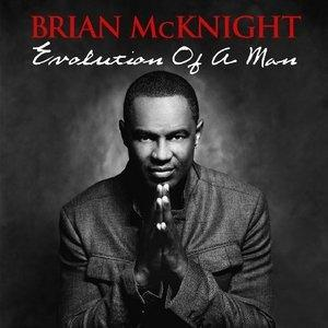 Album  Cover Brian Mcknight - Evolution Of A Man on KOCH Records from 2009