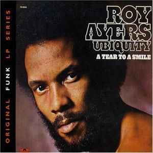 Album  Cover Roy Ayers - A Tear To A Smile on POLYDOR Records from 1975