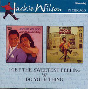 Album  Cover Jackie Wilson - Do Your Thing on BRUNSWICK Records from 1970
