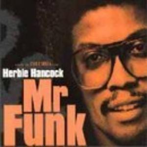 Front Cover Album Herbie Hancock - Mr. Funk