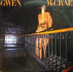 Album  Cover Gwen Mccrae - Gwen Mccrae on ATLANTIC Records from 1981