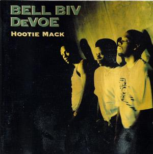 Album  Cover Bell Biv Devoe - Hootie Mack on MCA Records from 1993