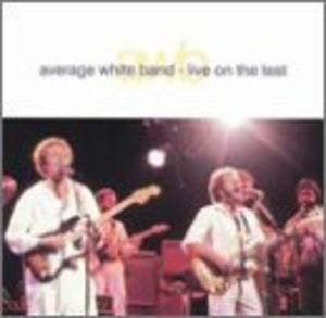 Album  Cover Average White Band - Live On The Test on  Records from 1994