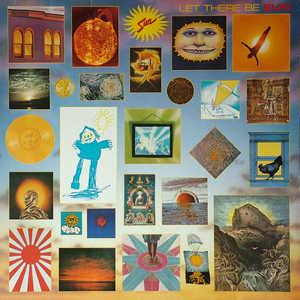 Album  Cover Sun - Let There Be Sun on CAPITOL Records from 1982