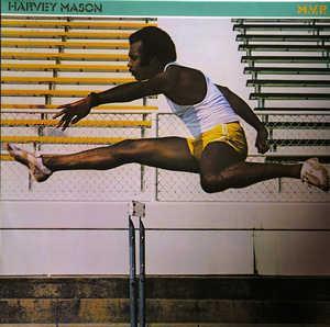 Album  Cover Harvey Mason - M.v.p. on ARISTA Records from 1980