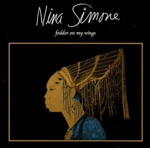 Album  Cover Nina Simone - Fodder On My Wings on IMS Records from 1982
