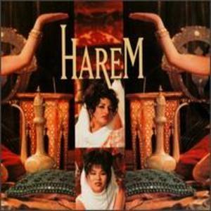 Album  Cover Harem - Harem on MOTOWN Records from 1995