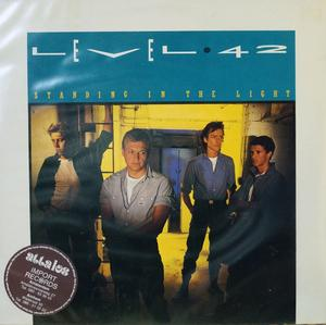 Album  Cover Level 42 - Standing In The Light on POLYDOR Records from 1983