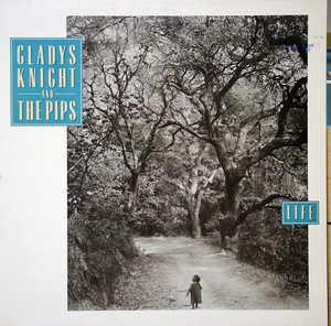 Front Cover Album Gladys Knight & The Pips - Life