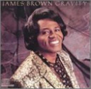 Album  Cover James Brown - Gravity on SCOTTI BROTHERS Records from 1986
