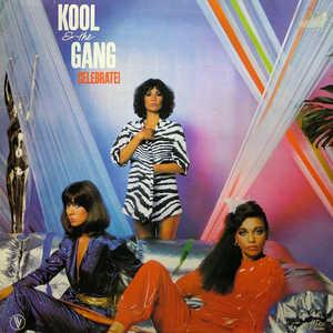 Album  Cover Kool & The Gang - Celebrate on DE-LITE Records from 1980