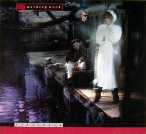 Album  Cover Working Week - Surrender on VIRGIN Records from 1987