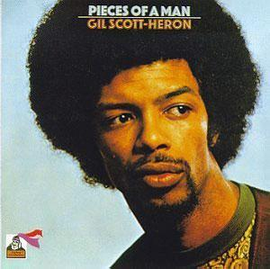 Album  Cover Gil Scott Heron - Pieces Of A Man on  Records from 1971