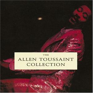 Album  Cover Allen Toussaint - Toussaint on WAND Records from 1971