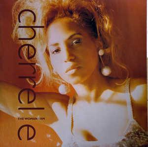 Album  Cover Cherrelle - The Woman I Am on TABU Records from 1992
